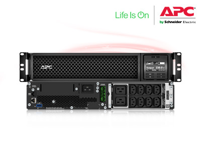 APC SmartUPS On-Line 3000VA Rack Mount SRT