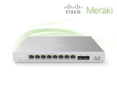 Cisco Meraki MS120 8 Ports