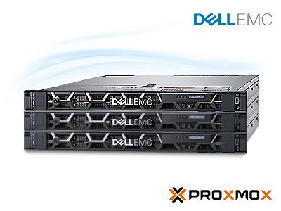 DELL EMC PowerEdge R640 Proxmox Solution