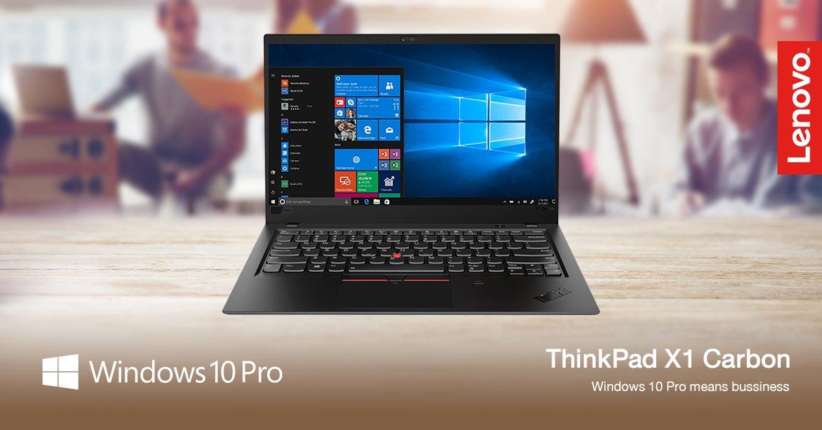 Lenovo ThinkPad X1 Carbon Gen6
