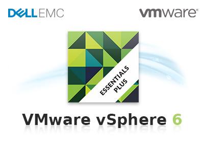 VMware vSphere 6 Essential Plus by DELL