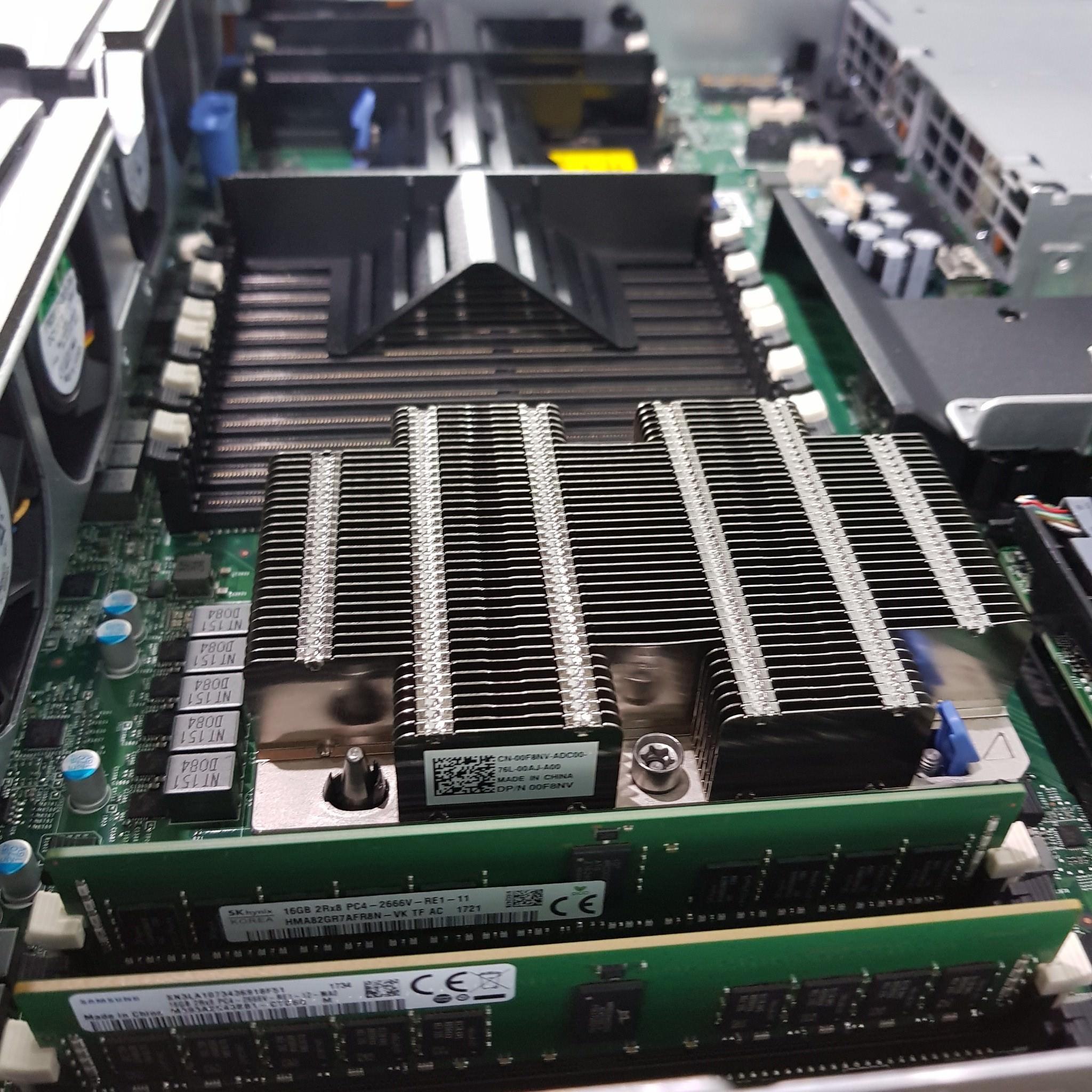 รีวิว DELL EMC PowerEdge R740