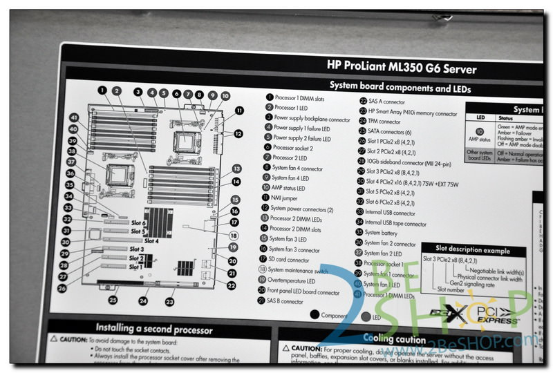 HP ProLiant ML350 G6 Pic 21